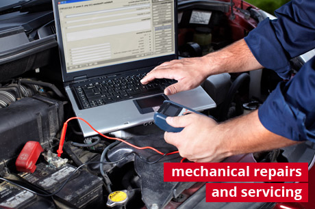 mechanical repairs service photo
